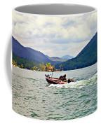 Fishing On Burton Coffee Mug