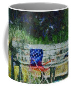 Fishing On Memorial Day Coffee Mug
