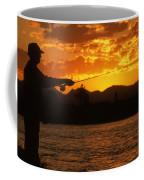 Fishing The Madison Coffee Mug