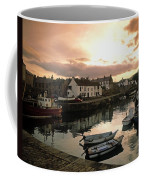 Fishing Village In Ireland Coffee Mug