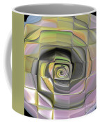 Fit Into The Box Coffee Mug by Deborah Benoit
