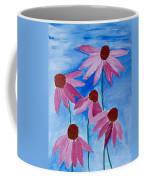 Five Ladies Dancing Coffee Mug