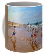 Flags And Reflections Coffee Mug