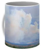 Flagstaff Fire Day One 6pm Coffee Mug