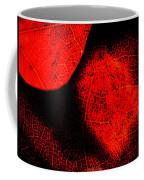 Flaming Foliage Coffee Mug