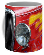 Flaming Hot Rod 2 Coffee Mug