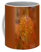 Flaming Sumac Coffee Mug