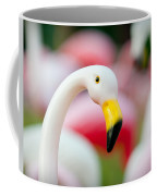 Flamingo 3 Coffee Mug
