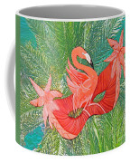 Flamingo Mask 8 Coffee Mug