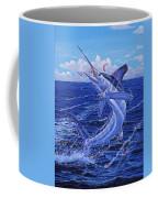 Flat Line Coffee Mug