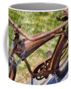 Flat  Coffee Mug