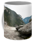 Flattop Rock Yosemite Coffee Mug