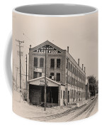 Fleetwood Autobody Factory Coffee Mug