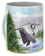 Flight Of Fantasy Coffee Mug