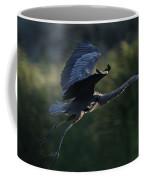 Flight Of The Heron Coffee Mug