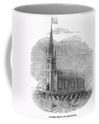 Floating Church, 1849 Coffee Mug