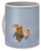 Floating Down Lifes Path Coffee Mug