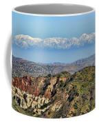 Floating In The Sky Coffee Mug