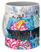 Floating Thru Mardi Gras Coffee Mug by Steve Harrington