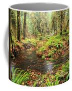 Flood In The Forest Coffee Mug