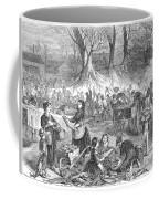 Flood Of Fish, 1867 Coffee Mug
