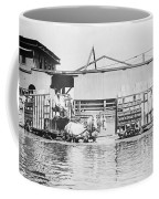 Flooding On The Mississippi River, 1909 Coffee Mug