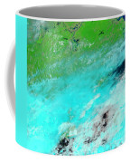 Floods In Jiangxi Province, China Coffee Mug by Nasa