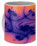 Floral Abstact Coffee Mug