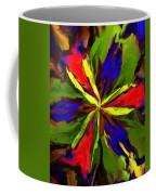 Floral Abstraction 090312 Coffee Mug