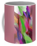 Floral Abstraction Coffee Mug
