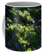 Floral Carpet Coffee Mug