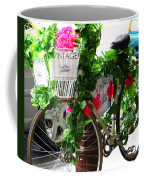 Floral Delivery Coffee Mug