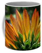 Floral Flaming Fingers Coffee Mug