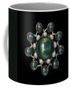 Floral Jewel Coffee Mug