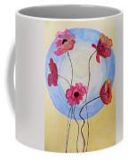 Floral Orb Coffee Mug