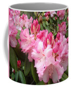 Floral Rhodies Photography Pink Rhododendrons Prints Coffee Mug