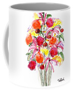 Floral Thirteen Coffee Mug