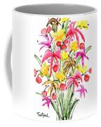 Floral Twelve Coffee Mug