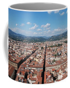 Florence From The Duomo Coffee Mug