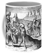 Florida: Storing Food, 1591 Coffee Mug