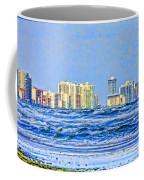 Florida Turbulence Coffee Mug by Deborah Benoit
