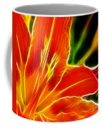 Flower - Lily 1 - Abstract Coffee Mug