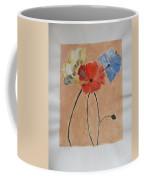 Flower And Bud Coffee Mug