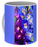 Flower Arrangement 012812 Coffee Mug by David Lane