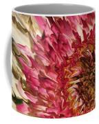 Flower Art Coffee Mug