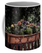 Flower Box Coffee Mug