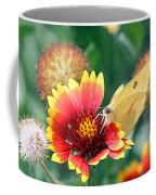 Flower Butterfly Coffee Mug