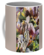 Flower Full Of Color Coffee Mug