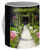 Flower Garden - Digital Painting Coffee Mug