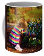Flower Girl Coffee Mug